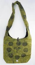 T413 FASHION TRENDY SHOULDER STRAP COTTON BAG  MADE IN NEPAL