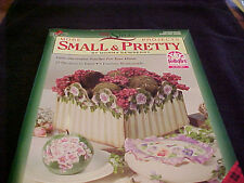 Donna Dewberry Book More Small & Pretty 22 Projects to Paint Patterns Included