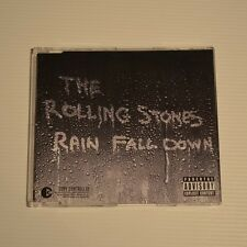 ROLLING STONES - Rain fall down - 2005 CDSingle 3-TRACKS NEW
