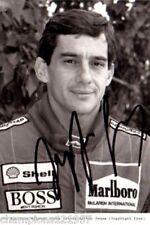 Ayrton Senna ++Autogramm++ ++FORMEL 1 Weltmeister++2