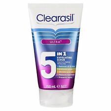 Clearasil Ultra 5 in 1 Exfoliating 150ml Scrub