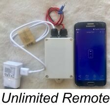 Remote Wifi Garage Door Opener any Frequency 433.92,300,315,390,868,310 MHZ