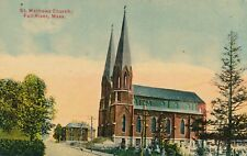 FALL RIVER MA – St. Matthew's Church