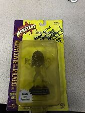 Little Big Heads Creature From The Black Lagoon HAND-SIGNED BEN CHAPMAN