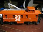 NH RED HO  Caboose,  RTR  BUILT 4 YOUR LAYOUT NEW HAVEN HO