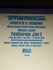 "JAY Z & Timbaland–Lobster & Scrimp  [12"" Vinyl Record]"