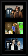 Dr Who David Tennant and Billie Piper Framed Photographs Pb0202