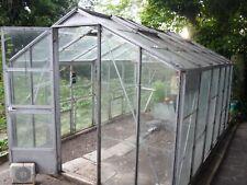 Quality Aluminium Greenhouse 12ft x 8ft