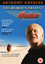 DVD:THE WORLDS FASTEST INDIAN - NEW Region 2 UK
