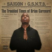 Saigon - GSNT 3: The Troubled Times of Brian Carenard [New CD]