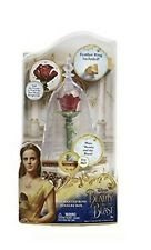 New listing Dinsey Beauty & The Beast Kids Jewelry Box With Enchanted Rose Belle Emma Watson