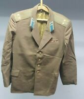 ORIGINAL lieutenant colonel JACKET SOVIET USSR Army MILITARY Soldier Uniform