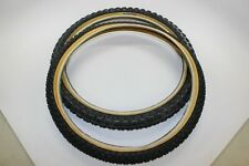 NOS MITSUBOSHI TIOGA COMPETITION III RAINBOW LABEL FAT/SKINNY  TIRES BMX