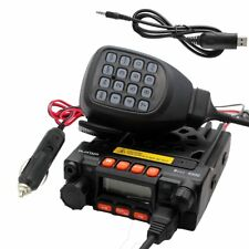 QYT KT-8900 Dual-Band VHF UHF Car/Truck Ham Mobile Transceiver Two Way Radio