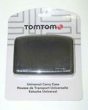 """NEW TomTom 4.3"""" and 5.0"""" Universal GPS System Carry Case, Black FREE SHIPPING !"""
