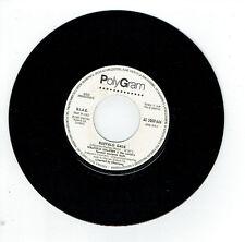 "Malcom Mc LAREN - Man PARRISH Vinyl 45T 7"" BUFFALO GALS - HEATSTROKE Promo RARE"