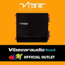 Vibe Pulse Stereo 2 300 Watts 2 Channel Car Speaker Subwoofer Amplifier
