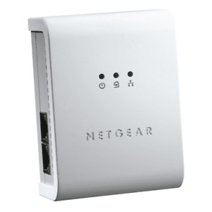 Netgear Powerline Adapter XE104 85mbps Ethernet Switch