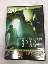 NEW - They Came From Space - 20 Movie Collection