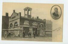 Vintage Postcard John Brown's Fort Harper's Ferry West Virginia