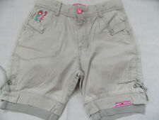 MUY MALO coole Shorts taupe Gr. 164 TOP ST519