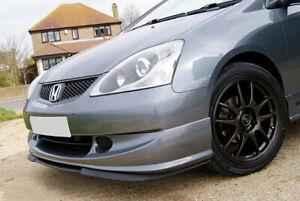 Honda Civic Si SiR Front Bumper CUPRA R Euro Spoiler Lip Valance Splitter 02-05