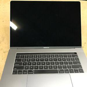 """Apple MacBookPro 15"""" Screen, A1707, 2017, i7-7820HQ, 16GB, 500GB"""