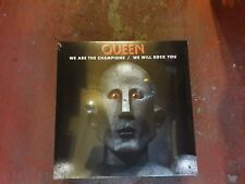 "Queen - We Will Rock You / We Are The Champions 12"" Black Friday Limited - NEW"