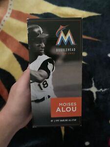 Moises Alou Bobblehead Florida Miami Marlins 1997 All-Star Series