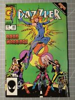 Dazzler #40 (Nov 1985, Marvel) Secret Wars 2