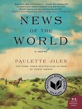 News of the World : A Novel by Paulette Jiles (2017, Paperback)