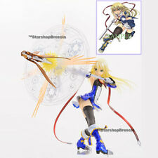 BLAZBLUE Noel Vermillion Distortion Drive Mode + Desk Mat Pvc Figure Hobby Japan