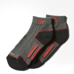 Adidas Performance Climacool (2 pairs) Athletic / Casual Socks D02651 *One size*