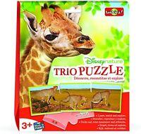 TrioPuzzle - Disneynature 30 puzzles 3 pièces éducatifs animaux
