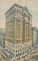 NEW YORK CITY – Hotel McAlpin - 1915