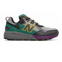 New Balance Mens Fresh Foam Crag Trail Running Shoes Trainers Sneakers Green