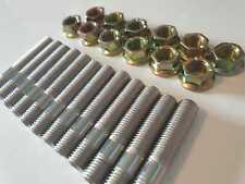 Toyota 4AGE 5 Stud Exhaust Manifold Kit Nuts Engine, MR2,AE82,AE92,AE86,Corolla