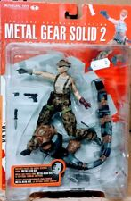 ACTION FIGURE METAL GEAR SOLID 2 2001 OLGA SONS OF LIBERTY NEW BLISTER