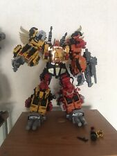!Predaking Oversized Set Of 5 New Version MMC Feral Rex NO BOX  USA Seller