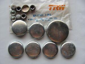 TRW BP108X Freeze Expansion Plug Set - SBF Ford 225 255 260 289 302 351W V8