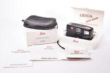 Appareil photo compact Leica Mini Zoom 18004, avec boite et étui.