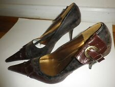 Formal Stylish Pierre Dumas Shoes Womens Size 10 Pointy Toe High Heels Pumps NEW