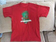 Nike Portugal Ronaldo no 7 T-Shirt Tamaño 36 in (approx. 91.44 cm) en el pecho en buenas condiciones