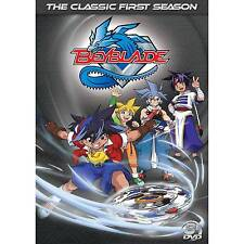 Beyblade Classic The Complete First Season One 1 (2014) R1 DVD Anime