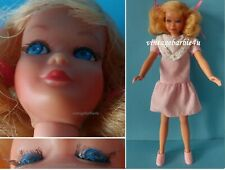 Vintage Barbie Doll Mod Living Skipper / Trade-In Skipper Doll Taiwan High Color