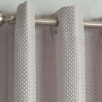 Warwick Natural Eyelet Curtains Blockout & Energy Efficient
