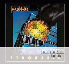 Def Leppard - Pyromania (Deluxe Edition) [CD]