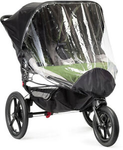 Baby Jogger Weather Shield For Summit X3 Double Stroller Clear