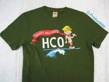 Hollister A & F Man T-shirt Tee Top Men's T shirt Short Sleeves NWoT Cotton  L