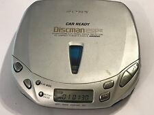 Sony D-E446CK reproductor de CD personal Groove Discman Walkman
